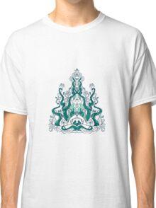 Tentacle Damask Piece Classic T-Shirt