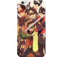 Batfamily iPhone Case/Skin