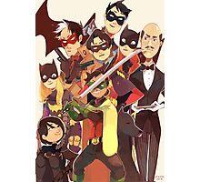Batfamily Photographic Print