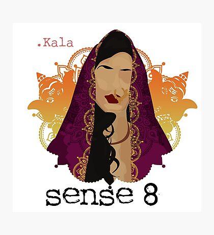 Kala Dandekar - Sense8 Photographic Print
