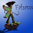 Blackberry Fairy Fahamu by treasured-gift