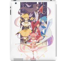 Mahou shoujo madoka iPad Case/Skin