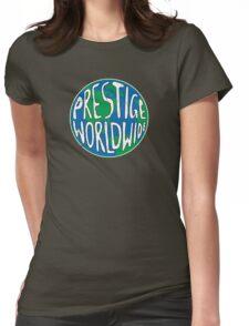 Vintage Prestige Worldwide Womens Fitted T-Shirt