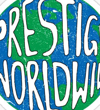 Vintage Prestige Worldwide Sticker