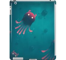 Sea Monsters - Into the Monsters Forest iPad Case/Skin