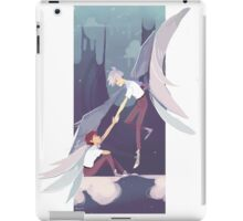 Kawoshin - Neon genesis Evangelion iPad Case/Skin