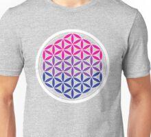 bi-sacred geometry Unisex T-Shirt