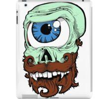 cyclops beardo iPad Case/Skin