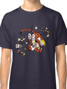 calvin and hobbes 1 Classic T-Shirt