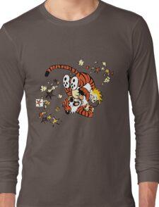 calvin and hobbes 1 Long Sleeve T-Shirt