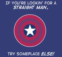 Try Someplace Else! T-Shirt