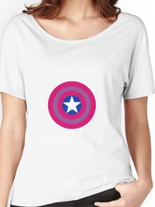 Try Someplace Else! Women's Relaxed Fit T-Shirt