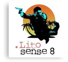 Lito - Sense8 Canvas Print