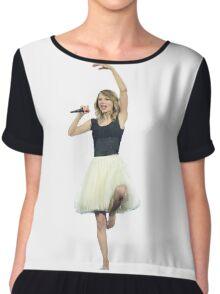 Ballet Dance Taylor Swift Chiffon Top