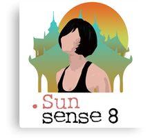 Sun - Sense8 Canvas Print