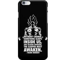 Awaken iPhone Case/Skin