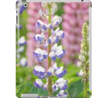 Lovely Lupines iPad Case/Skin
