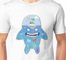 Aquarium Head Unisex T-Shirt