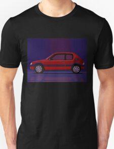 Peugeot 205 GTI Painting Unisex T-Shirt