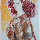 Red Tiger by Laura J. Holman
