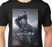 THE WITCHER WILD HUNT GAMES Unisex T-Shirt