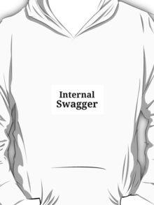 Internal Swagger Formal Wear T-Shirt