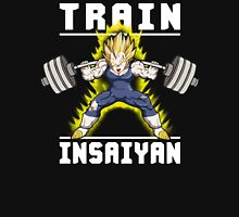 TRAIN INSAIYAN (Vegeta Squat) Unisex T-Shirt