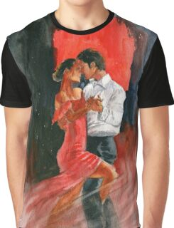 Love and Tango Graphic T-Shirt