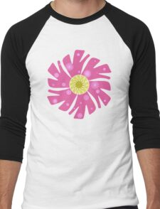 Venusaur Flower Men's Baseball ¾ T-Shirt