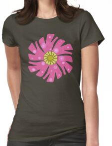 Venusaur Flower Womens Fitted T-Shirt