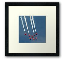 Do The Funky Viggen Framed Print