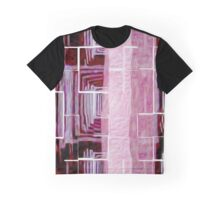 Blocks Over Zoom to Green Graphic T-Shirt