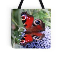 Butterfly on Veitch Tote Bag