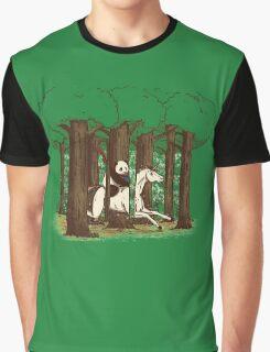 Le Noir Et Blanc Seing Graphic T-Shirt
