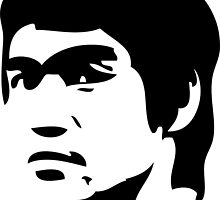 Bruce Lee  by Floris155