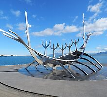 Sculpture by the Sea by Kathleen Brant