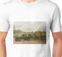 Doctor - 1942 - Camp Sibert - Transferring the patient Unisex T-Shirt