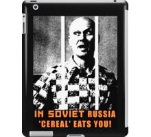 'Cereal' Killer iPad Case/Skin