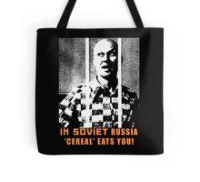 'Cereal' Killer Tote Bag