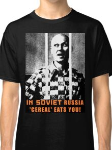 'Cereal' Killer Classic T-Shirt