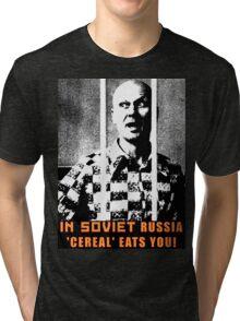 'Cereal' Killer Tri-blend T-Shirt