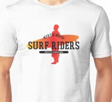 Myrtle Beach Surf Riders  Unisex T-Shirt