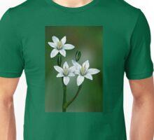 Star of Bethlehem Wildflower Unisex T-Shirt