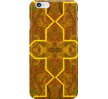 Eight Point Stars - Maps & Apps Series iPhone Case/Skin
