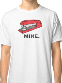 Vintage Red Stapler Classic T-Shirt