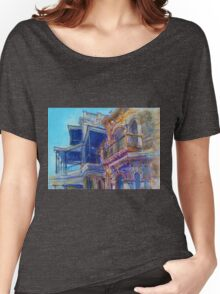 Adelaide Facade Women's Relaxed Fit T-Shirt