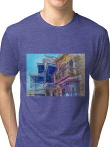 Adelaide Facade Tri-blend T-Shirt