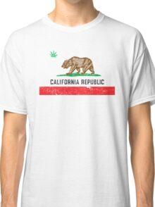Vintage California Cannabis Classic T-Shirt