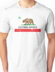 Vintage California Cannabis Unisex T-Shirt
