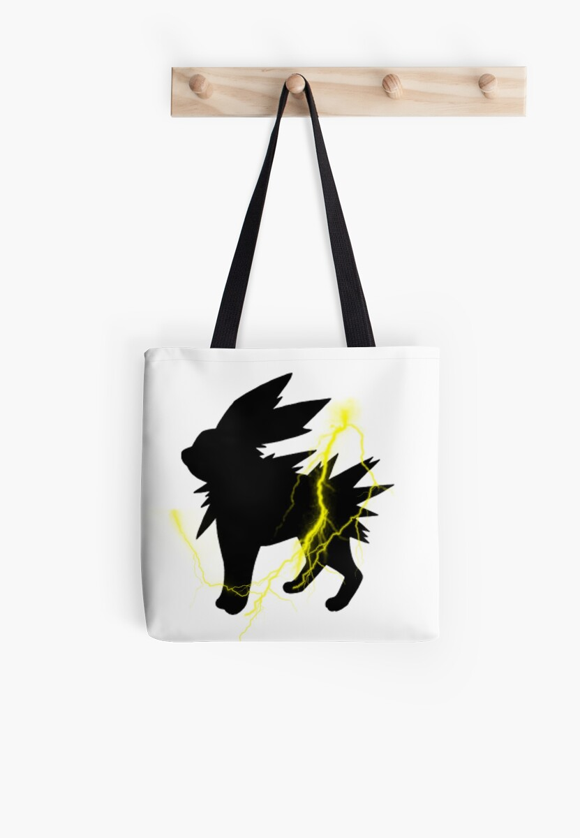 Jolteon by WithABlackTail